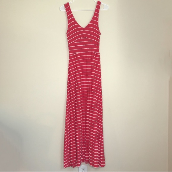 Anthropologie Dresses & Skirts - ANTHROPOLOGIE Puella Scribble Stripe Maxi Dress(S)